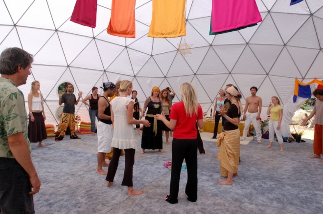Open Heart Empowerment Ceremony, Mount Shasta