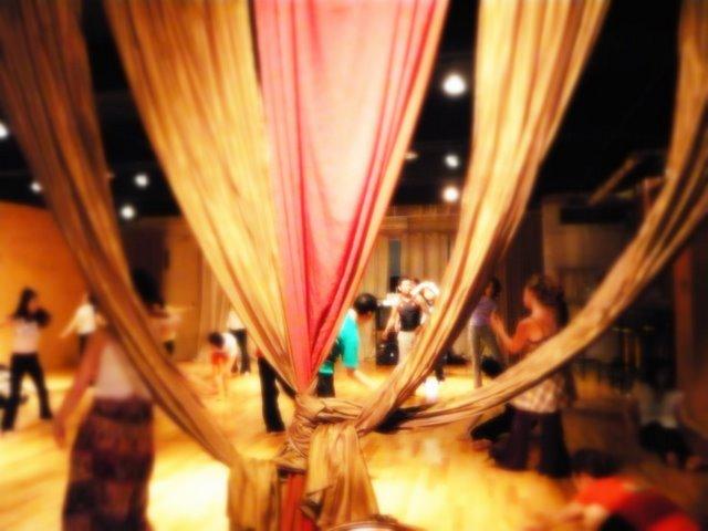 Tokyo Dance Curtains